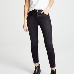 Current/Elliott The Fused High-Waist Stiletto Jean